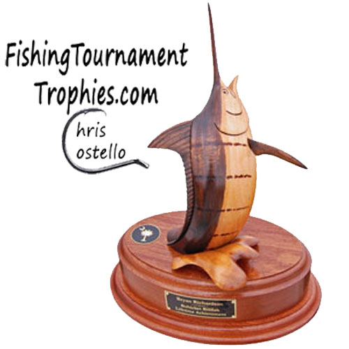 Blue Marlin Trophy, Model 0023