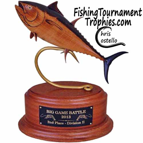 Bluefin Tuna Trophy