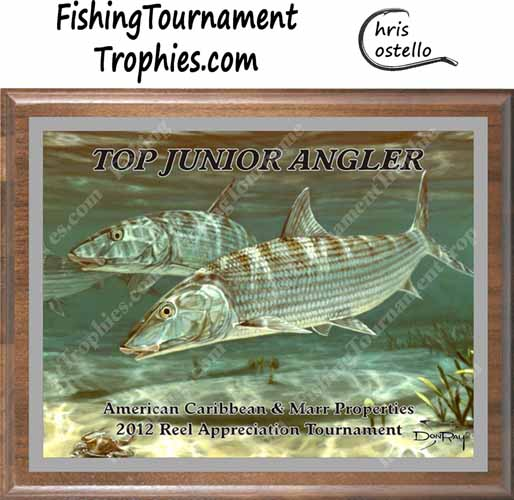 Bonefish Tournament Awards, Bonefish