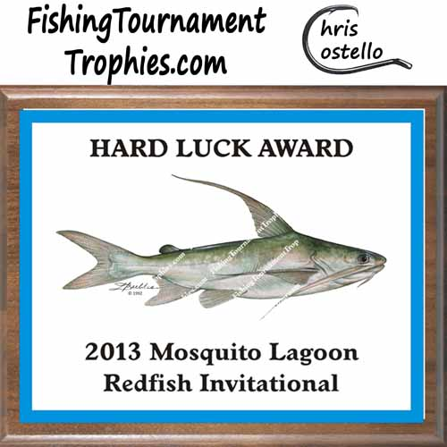 Catfish Fishing Trophy