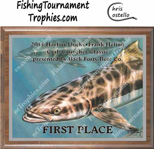 Cobia Fishing Awards, Cobia 2