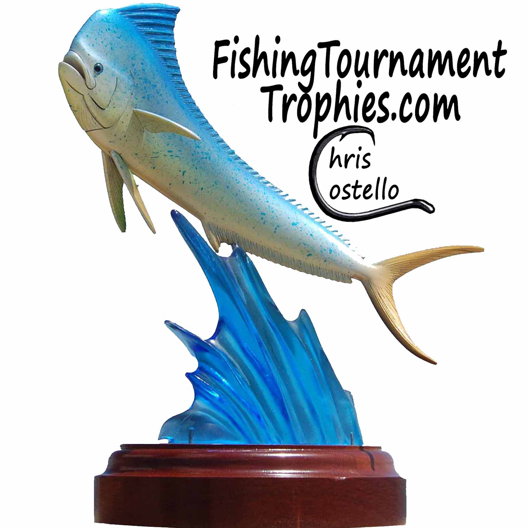 Dolphin trophy