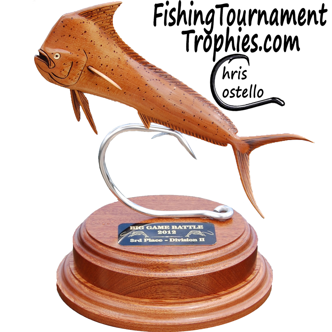 Dolphin Tournament Trophy