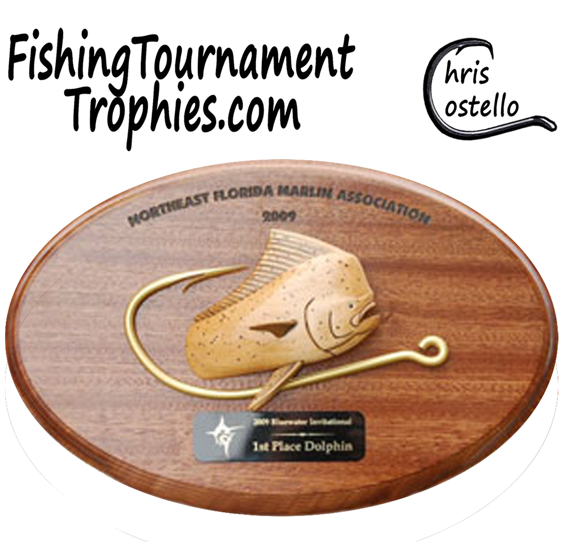 Dolphin Fishing Trophy