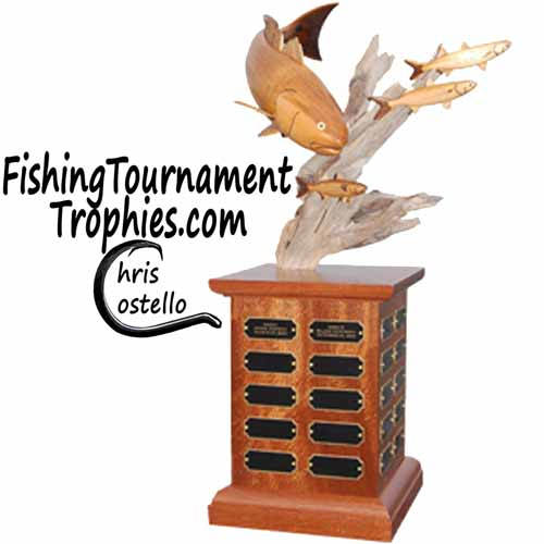 Redfish Perpetual Trophy