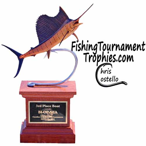Sailfish Trophy, Model 0003