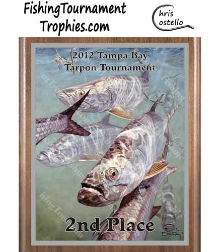 Tarpon Fishing Trophies, The Gathering