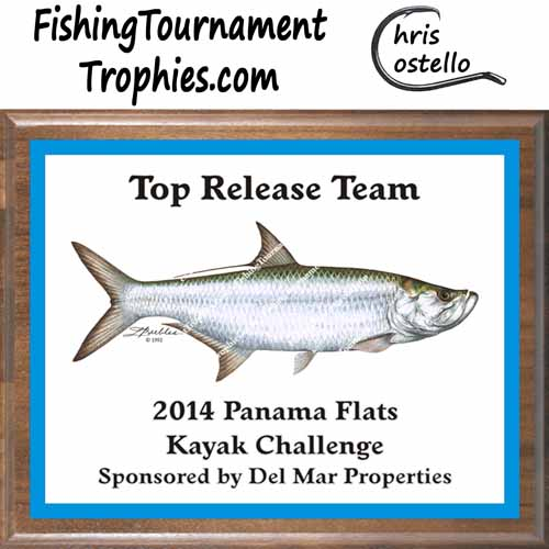 Tarpon Trophies, DP