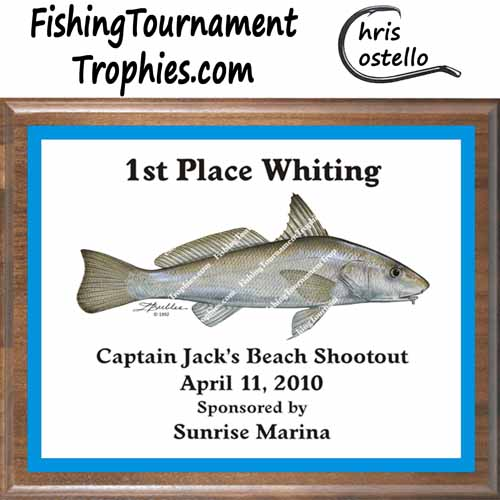 Whiting Trophies, DP